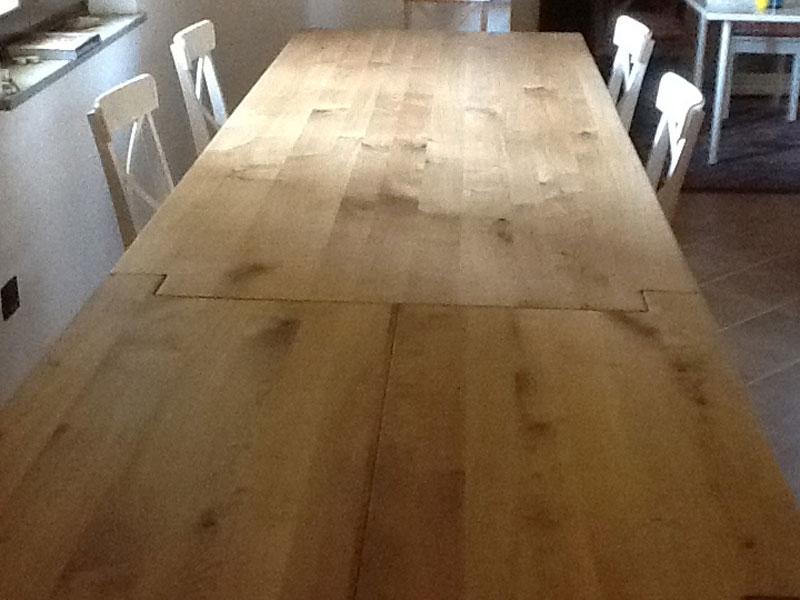esstisch massivholz 300 cm